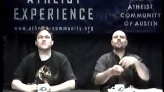 Download All The Wrong ″Stuff″ - Atheist Experience 383 Video