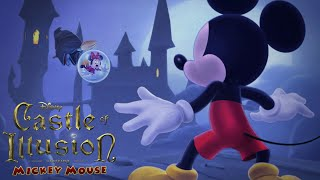 Download Castle of Illusion Starring Mickey Mouse Gameplay - Full Game Episodes - Disney Cartoon Game Video