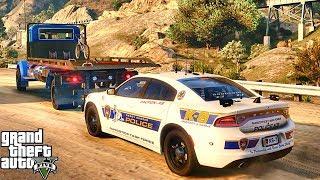 Download GTA 5 MODS LSPDFR 985 - K9 PATROL!!! (GTA 5 REAL LIFE PC MOD) Video
