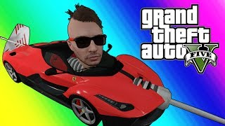 Download GTA 5 Online Funny Moments - The Off Season Runback (Overtime Rumble Game Mode) Video