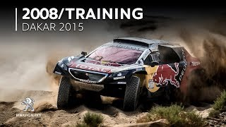 Download Peugeot 2008 DKR - From the training to the rallye Video