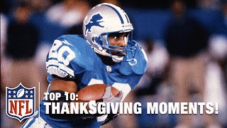 Download Top 10 Thanksgiving Moments   NFL Video
