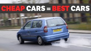 Download 14 Reasons Why Cheap Cars Are The Best Cars Video
