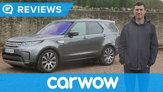 Download Land Rover Discovery 2018 SUV in-depth review | Mat Watson Reviews Video