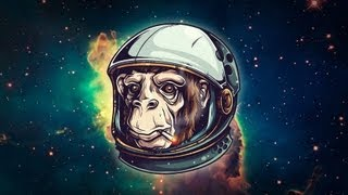 Download Adobe Illustrator Tutorial: How to Draw an Astrochimp Video
