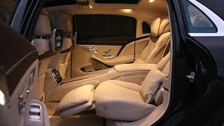 Download 2016 Mercedes-Maybach S600 – Driven Video