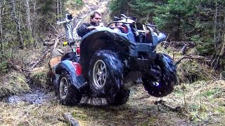 Download Huge logs retrieved by Grizzly 700, can it handle this? Video