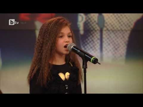"Amazing young singer covers Beyonce's ""Listen""- only 9 years old !"
