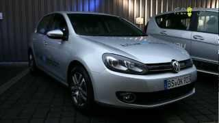 Download Elektro- und Hybridfahrzeuge im Testdrive bei IAV in Gifhorn Video