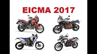 Download Top 6 Adventure Motorcycle brands in EICMA 2017 - What to expect in 2018? Video