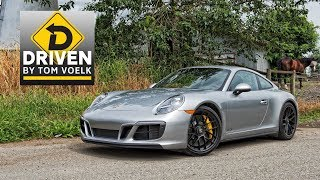 Download 2018 Porsche 911 Carrera 4 GTS Car Review Video