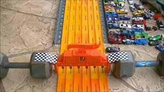 Download HOT WHEELS DRAG RACING ″KING OF THE HILL″ 7-2014 RACE Video