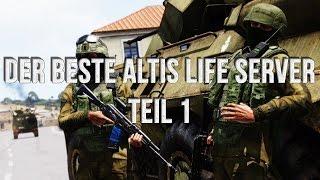 Download ARMA 3: ALTIS LIFE! DER BESTE ALTIS LIFE SERVER! PART 1 [GERMAN] Video