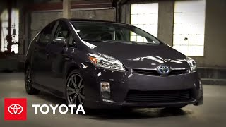 Download Toyota Prius: Prius PLUS Performance Package, developed by Toyota Racing Development | Toyota Video
