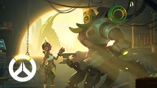 Download [NEW HERO - COMING SOON] Orisa Origin Story | Overwatch Video