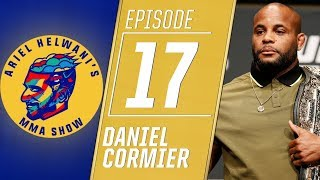 Download Daniel Cormier expects last fight to be vs Brock Lesnar | Ariel Helwani's MMA Show Video