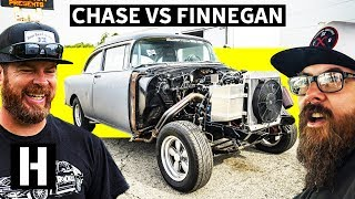 Download Will he Pass?? Hail Mary NHRA Drag License Test in the Chase vs Finnegan Saga! Video