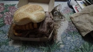 Download Mukbang Eating The Arbynator From @Arby's Video