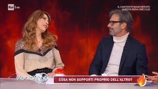 Download Le 'domande scottanti' con Milena Miconi e Mauro Graiani - Vieni da me 17/01/2020 Video