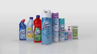 Download Lysol 15s TVC 2016 & 2017 (Philippines) Video