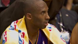 Download A look at the Intensity of Kobe Bryant Video