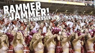 Download Watch the electric Rammer Jammer after Alabama crushed Tennessee Video