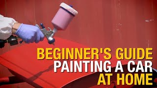 Download Beginner's Guide: How To Paint A Car At Home In 4 Easy Steps - Eastwood Video