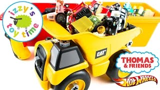 Download Cars for Kids   Dump Trucks, Hot Wheels, and Disney Pixar Cars! Toy Cars for Kids Video