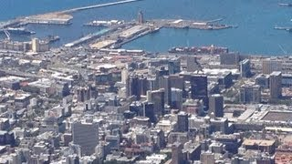 Download Cape Town South Africa HD Video