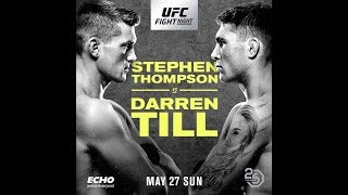 Download UFC Fight Night Liverpool Prelims, Pre & Post-Show LIVE Sun., May 27 at 10 a.m. ET on FN Canada Video