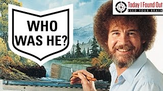 Download The Surprisingly Mysterious Life of Famed Artist Bob Ross Video