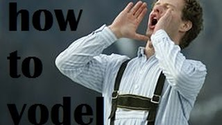 Download How to yodel very easy / Cómo cantar tirolés fácilmente Video
