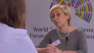 Download Interview with Svitlana Khyliuk, Ukrainian Catholic University Video