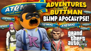 Download Adventures of Buttman #11: BLIMP APOCALYPSE! (Annoying Orange GTA V) Video