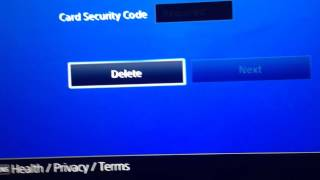 Download Billing Information on PS4 Adding/Removing also PS+ Info Video