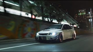 Download 500hp EVO 8 Takes Over San Diego (Dustin Williams) Video