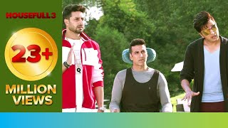 Download Ladkiyon Ka Paisa Hum Teeno Ko Malamaal Kar Dega | Housefull 3 | Movie Scene Video