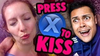 Download PRESS X TO KISS YOUR GIRLFRIEND (Press X To Not Die) Video
