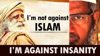 Download SADHGURU DESTROYS Zakir Naik's GOD branding Video