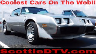 Download 1979 Pontiac Trans Am 10th Aniversery 2016 Auctions America Auburn Fall Collector Car Weekend Video