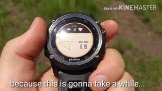 Download Fenix 3: GPS & GLONASS Field Test Video