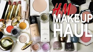 Download New!!! H&M MAKEUP | Haul with Swatches Video