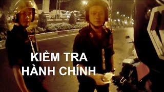 Download Cảnh sát cơ động kiểm tra hành chính sau 23h đêm - Exciter 150 Video
