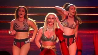 Download Britney Spears 27 October 2017 - Toxic, Stronger, Crazy, Til the world ends Video