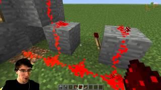 Download Minecraft 1.5.1 - Redstone Ideen: Automatischer Kleiderschrank! Video