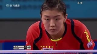 Download 2016 China Super League: CHEN Meng Vs LI Xiaodan [Full Match/Chinese|HD] Video