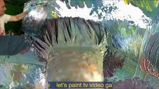 Download Let's Paint TV Video Game Level 4 part 2 first person painter Video