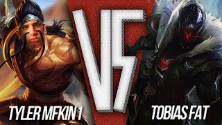 Download Tobias Fate vs. TYLER1? Video