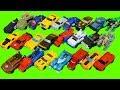 Download 트랜스포머 원스텝 체인저 총출동 범블비 옵티머스프라임 그림락 경찰차 장난감 Transformers One step changer Bumblebee Optimus prime toy Video