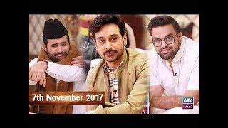 Download Salam Zindagi With Faysal Qureshi - Parveen Akbar & Mizna Waqas - 7th November 2017 Video